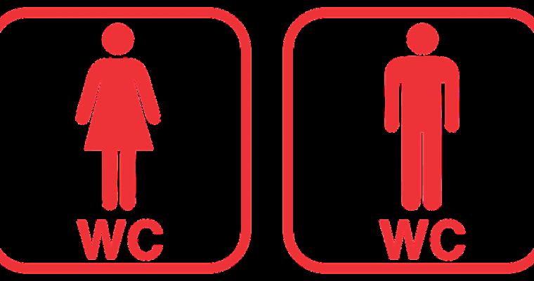 Kilka słów o sprawach w toalecie
